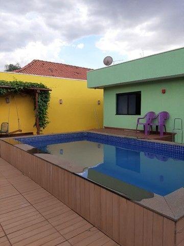 Linda Casa com Piscina Vila Taquarussu Próximo Shooping Norte Sul - Foto 7