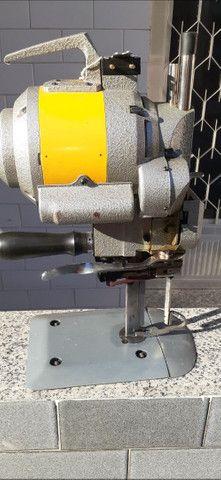 Máquina de corte de tecido barata - Foto 2