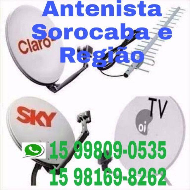 Antenista - Foto 2