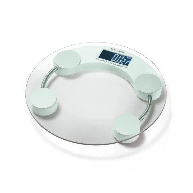 Balança Digital Eatsmart Multilaser Até 180Kg  - Foto 2