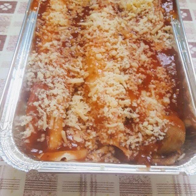 Pratos por encomenda, panquecas, macarrão de abobrinha, feijao branco com camarão  - Foto 2