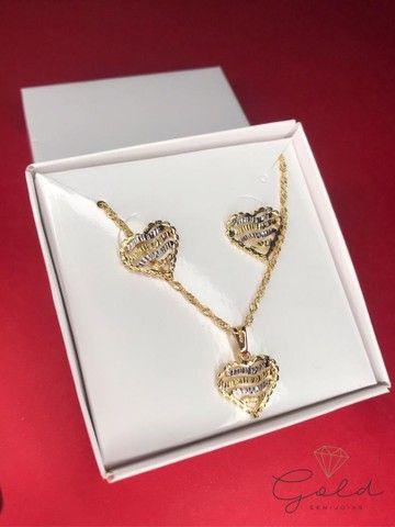 Dia dos Namorados Gold Semijoias!  - Foto 2