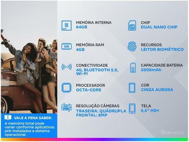 Smartphone Motorola Moto G10 64GB<br><br> - Foto 2