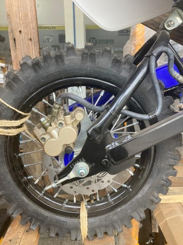 Minimoto TR100F Pro Tork 100cc aro 14/12 Motocross - Foto 8