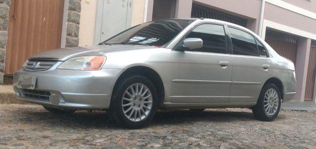 Honda Civic, vendo ou troco