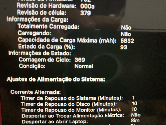 MacBook Pro retina 16gb ram fim de 2013 500gb ssd - Foto 5