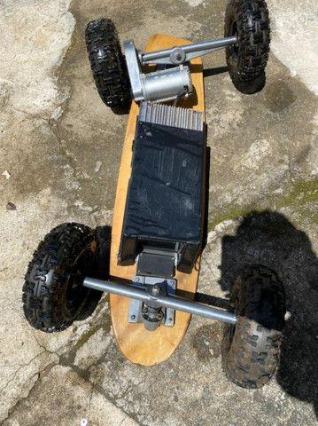 Skate elétrico 800v - Foto 3