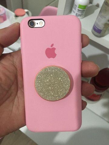 Iphone 6s 128gb e 6s Rose 64gb - Foto 6