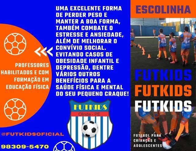 Escolinha de Futebol Society em Olinda