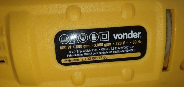 Serra tico tico 800 watts capacidade de corte 80 mm - TTV800 - Vonder - Foto 4