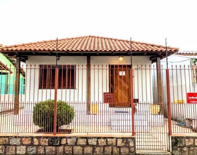 Casa de 3 dormitórios com pátio enorme na Vila Santo Angelo em Cachoeirinha/RS