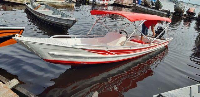 Canoas em alumínio naval  - Foto 19