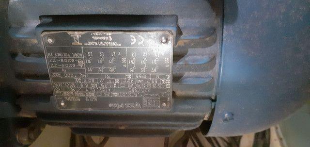 Exaustor 2 cv trifásico  - Foto 3