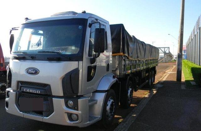 Ford Cargo 2428 Carroceria 2012