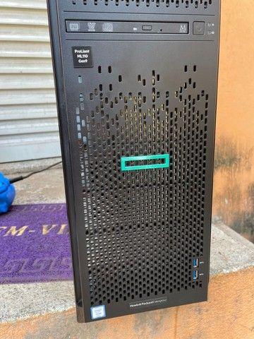 Servidor - HPE ProLiant ML110 Gen9 Server