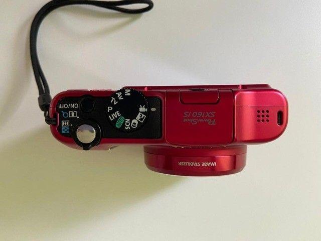 Camera Digital PowerShot SX160 IS