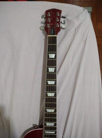 Guitarra Shelter Nashville modelo Les Paul - Foto 3