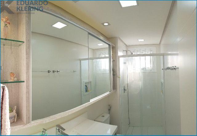 Apartamento com 3 dormitórios, 2 vagas, sacada com churrasqueira, infra completa, Dubai - Foto 10