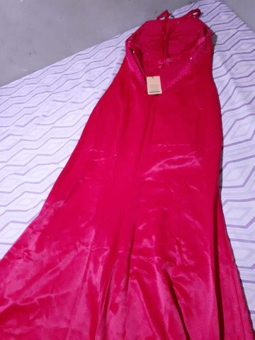 Vestido de seda - Foto 2