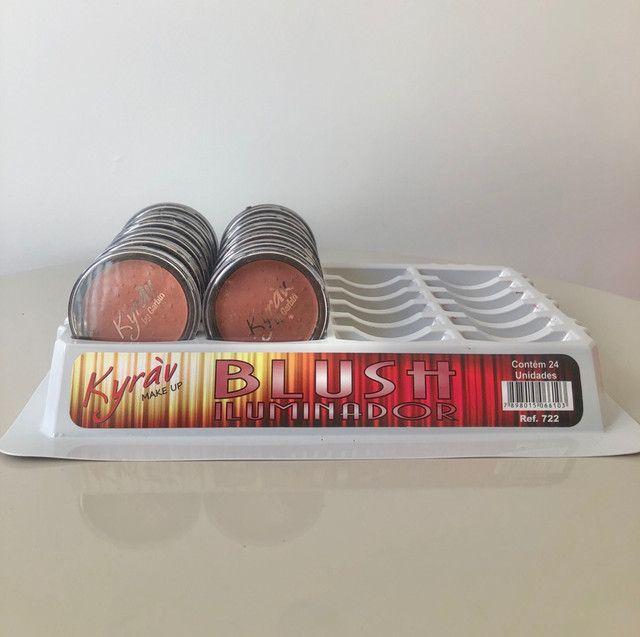 Blush Iluminador 12 uni Kyrav Preço de Atacado