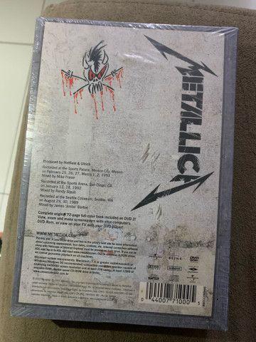 DVD METALLICA - Foto 2