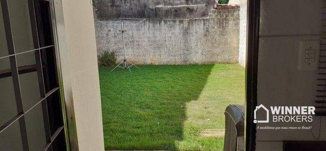 Casa com 2 dormitórios à venda, 62 m² por R$ 240.000,00 - Parque Tarumã - Maringá/PR - Foto 10