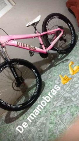 Vigngx top freio hidráulico  - Foto 3