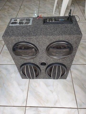 Caixa de som residêncial - Foto 4