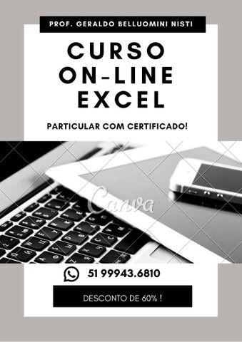 Aulas de Informática Excel