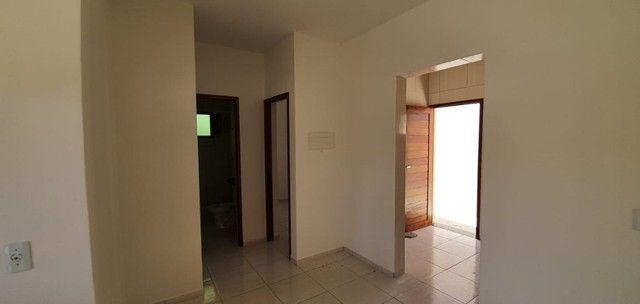 Casa nova no Cristo. 2 quartos sendo 1 suíte. R$ 145 mil com ITBI e cartório - Foto 2