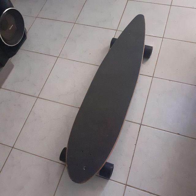 Vendo longboard novíssimo - Foto 2