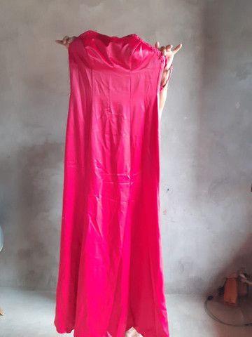 Vestido de seda - Foto 3