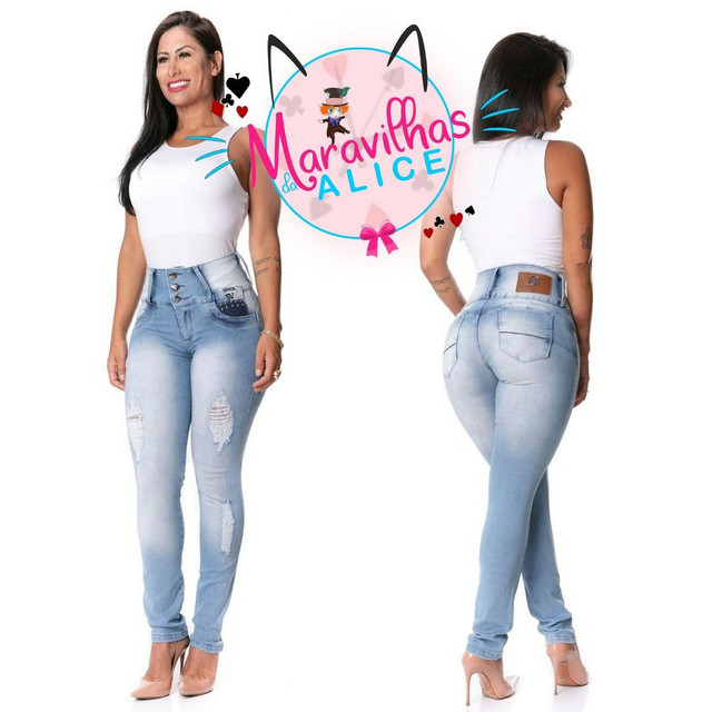 Calças jeans Spaço vagun  - Foto 5