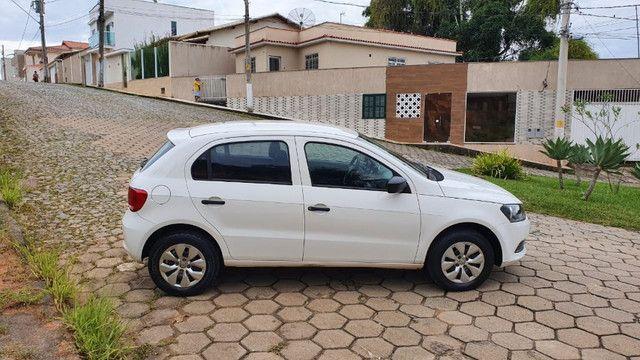 VW Gol G6 Special 1.0 Branco Completo Ú.Dono - Foto 12