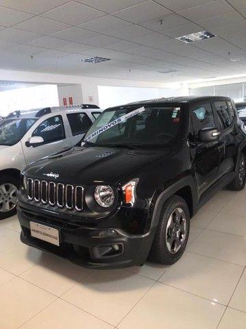 Jeep Renegade Sport 2016 automático flex nova!!!