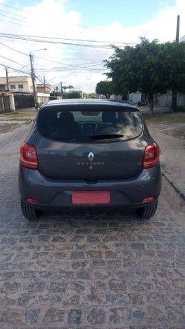 Renault Sandero 1.6 Completo 2016 - 36.900 - Foto 6
