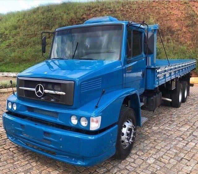 Caminhão Mb 1620 - Foto 3