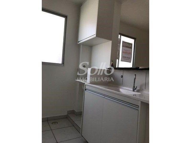 Apartamento para alugar com 2 dormitórios em Shopping park, Uberlandia cod:14631 - Foto 2