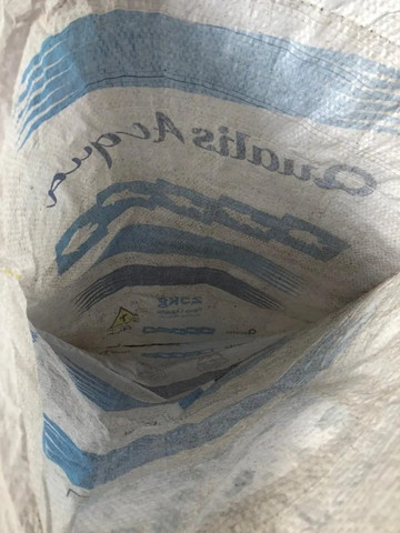 Saco De Linhagem (rafia) De Ração Vazio Usado 25kg - Foto 3