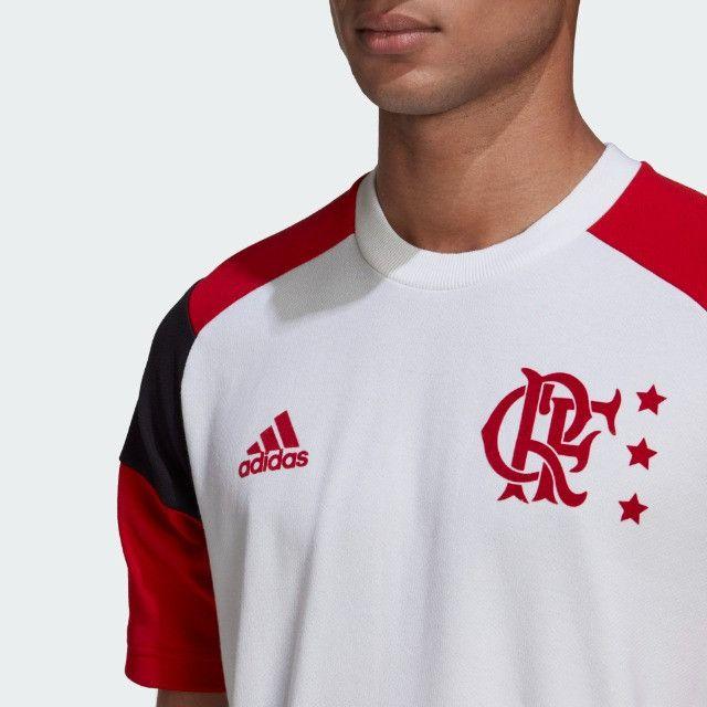Camiseta CR Flamengo Icon 2020 - Foto 5