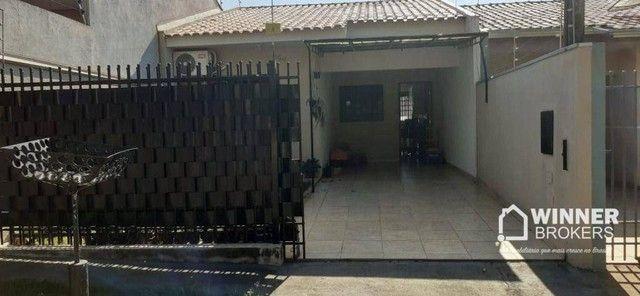 Casa com 2 dormitórios à venda, 62 m² por R$ 240.000,00 - Parque Tarumã - Maringá/PR - Foto 2