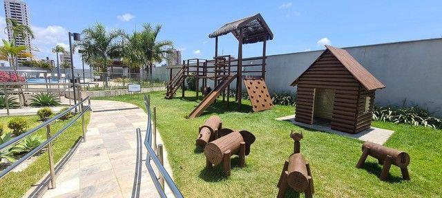 Excelente Apartamento Andar Alto com 3 suítes 141 m2 Lagoa Nova  - Foto 15