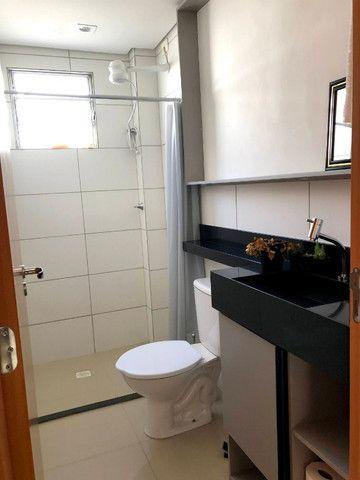 Apartamento novo com 2 dorm. semi-mobiliado, decorado pronto pra morar - Areis-São José - Foto 7