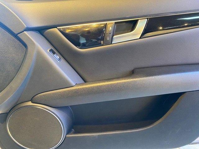 Mercedes C180 2012 Sport, impecável, Configuração Linda - Foto 12