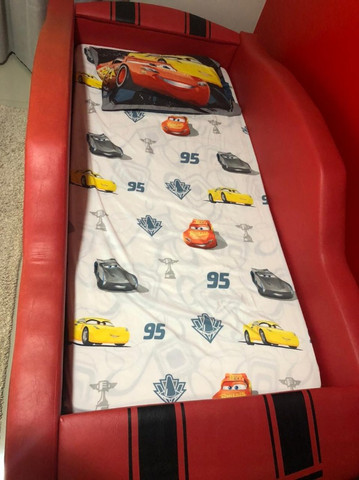 Cama infantil estilo carro - Foto 4