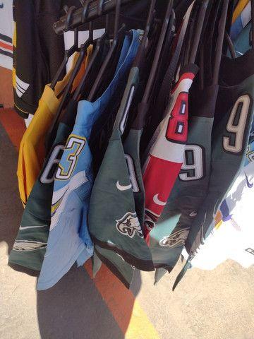 Camisas de futebol Americano 120,00 - Foto 6