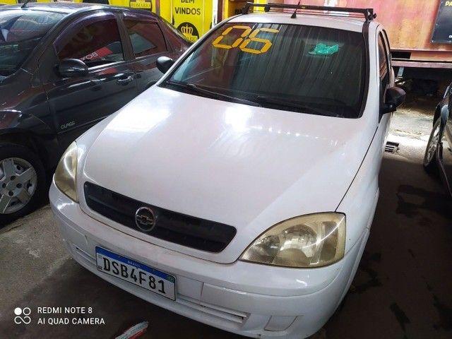 Vendo Corsa (2006) Completo + GNV 5 Mil de Entrada 48X387,00 Fixas no Cdc