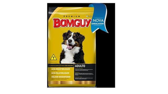 Ração Premium Bomguy Adulto 25 kg
