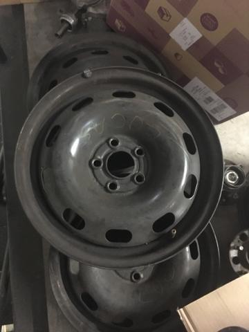 Rodas de ferro 15 com pneus 185/60