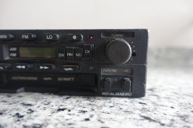 Rádio Toca Fitas Rio De Janeiro Original Bosch Autoreverse